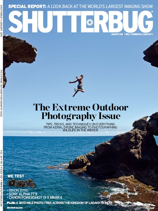 Shutterbug - January 2015 free download