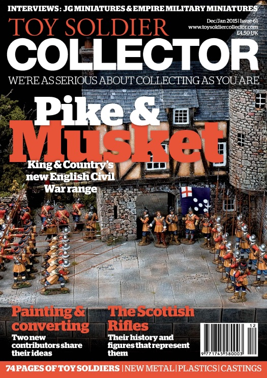 Toy Soldier Collector - December-January 2015 free download