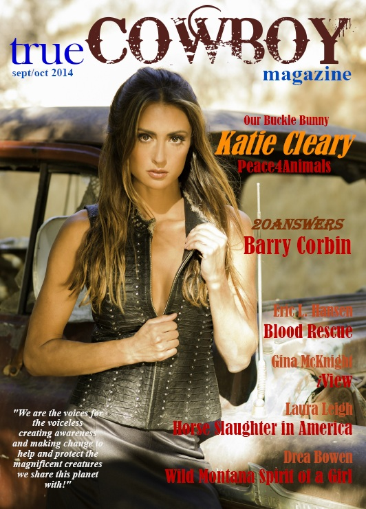 trueCOWBOYmagazine - September-October 2014 free download