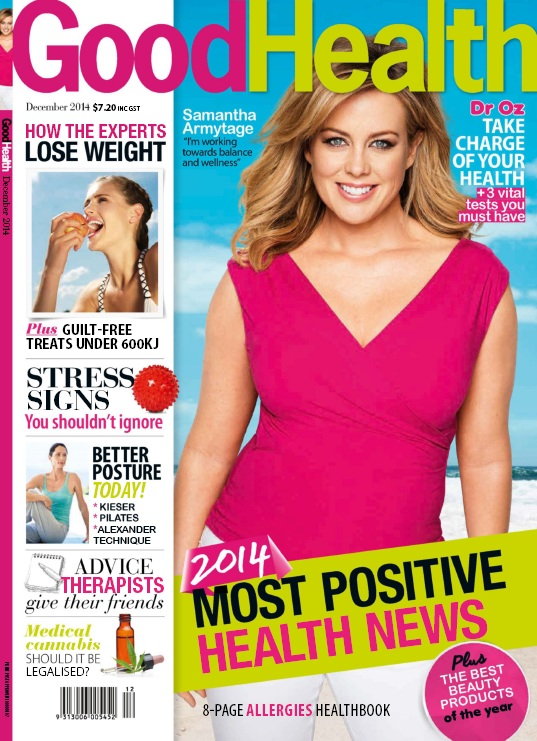 Good Health Magazine Australia - December 2014 free download