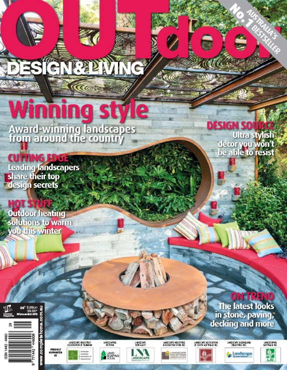 Outdoor Design & Living - Issue#29, 2014 free download