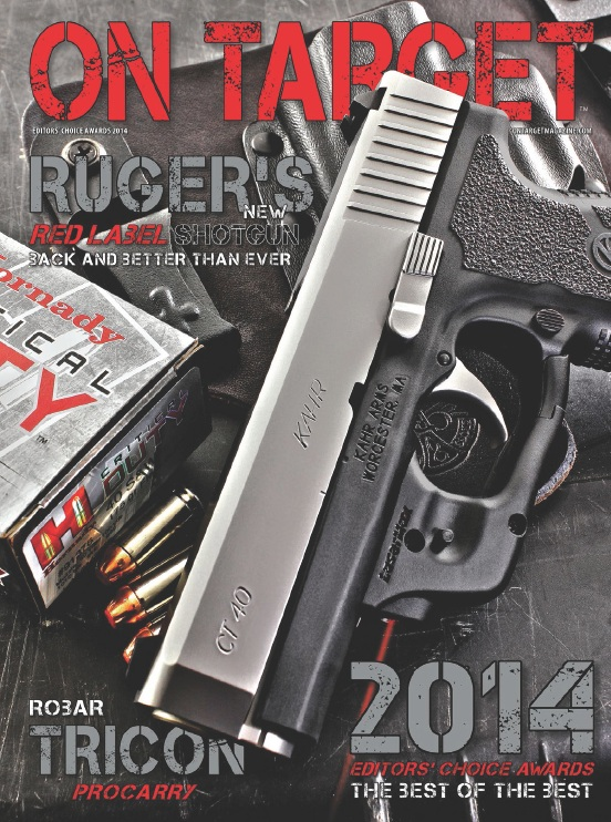On Target - October-November 2014 free download