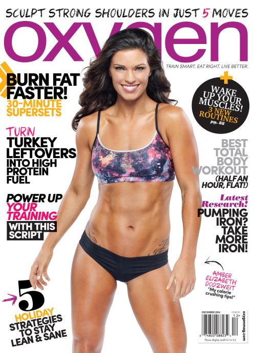 Oxygen USA - December 2014 free download