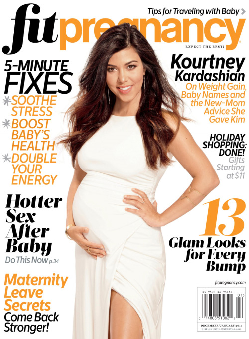 Fit Pregnancy - December 2014-January 2015 free download