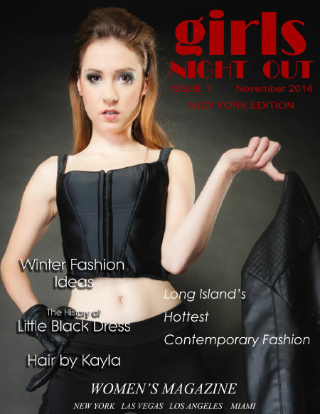 Girls Night Out #1 - November 2014 free download