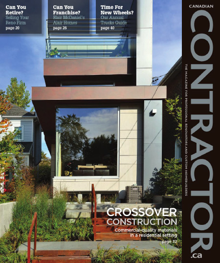 Canadian Contractor - November/December 2014 free download