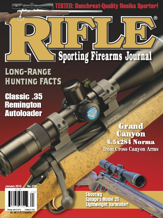 Rifle - January-February 2015 free download