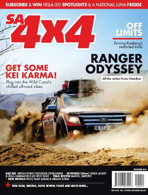 SA4x4 - December 2014 free download