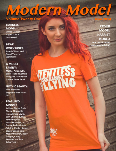 Modern Model - November 2014 free download
