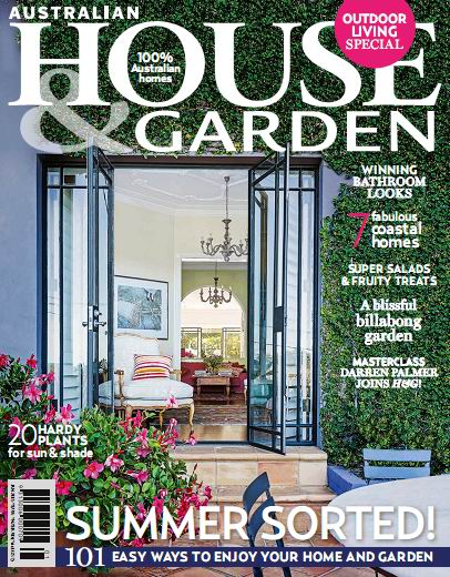 Australian House & Garden Magazine January 2015 free download