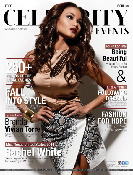 Celebrity Events Issue #58, 2014 free download