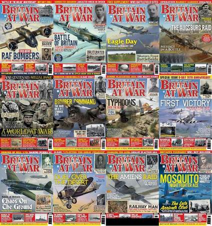 Britain At War Magazine 2014 Full Collection - Free eBooks