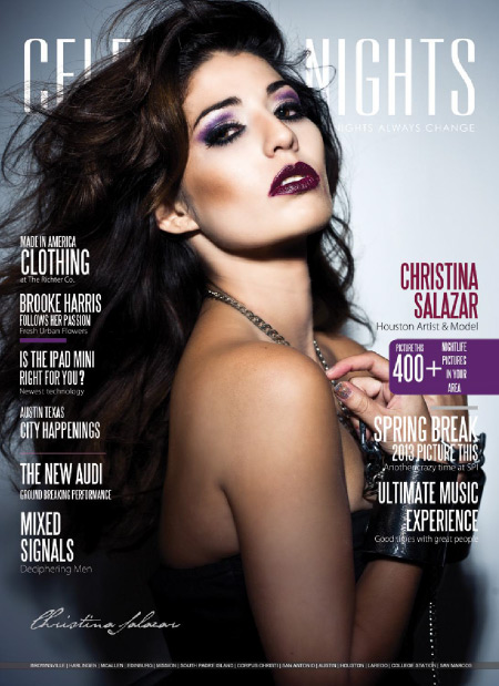 Celebrity Nights Issue #14, 2014 free download