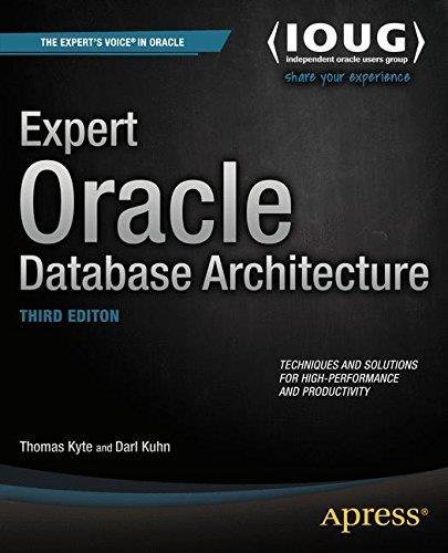 Expert Oracle Database Architecture, 3rd edition free download