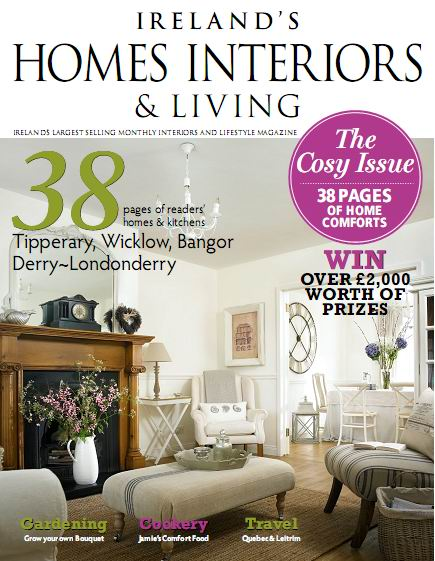 Ireland's Homes Interiors & Living Magazine January 2015 free download