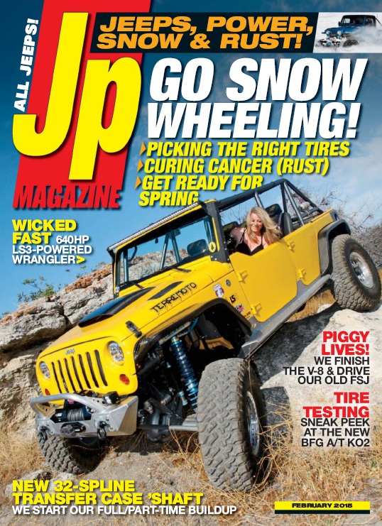 JP Magazine - February 2015 free download