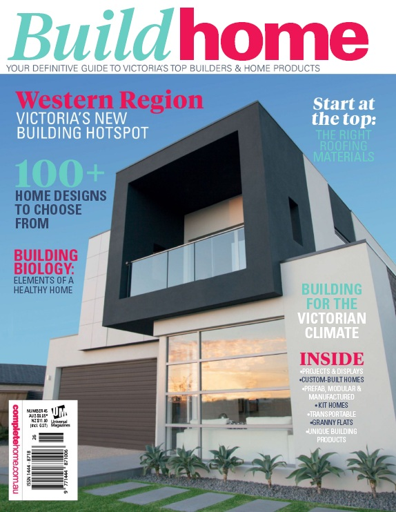 BuildHome VIC - Issue 45, 2014 free download