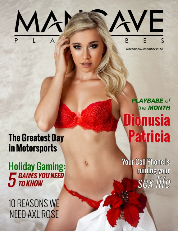 Mancave Playbabes - December 2014 free download