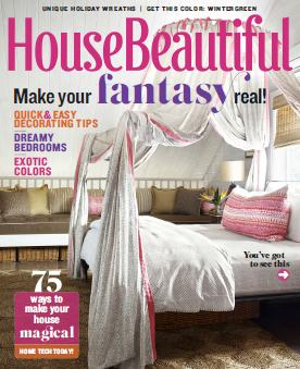 House Beautiful - December 2014 - January 2015 free download