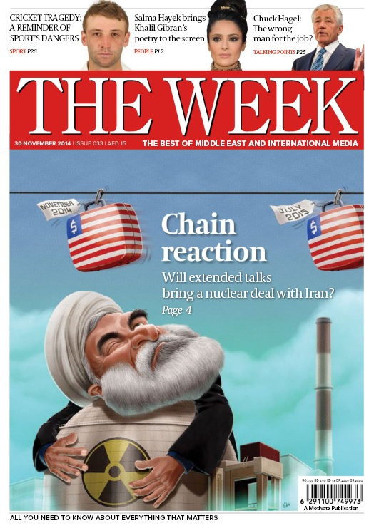 The Week Middle East - 30 November 2014 free download