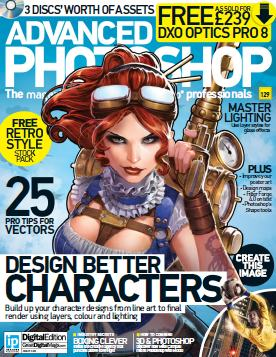 Advanced Photoshop - Issue 129 free download