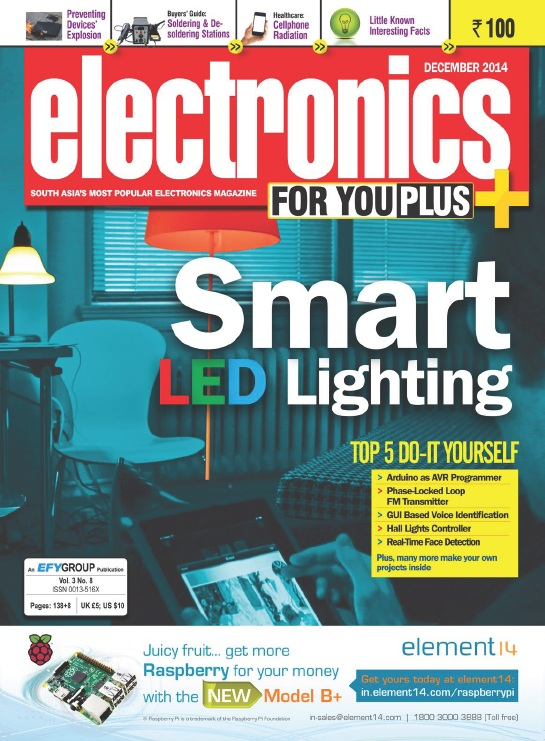 Electronics For You - December 2014 free download