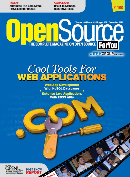 Open Source For You - December 2014 free download