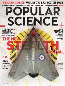 Popular Science USA - January 2015 download dree