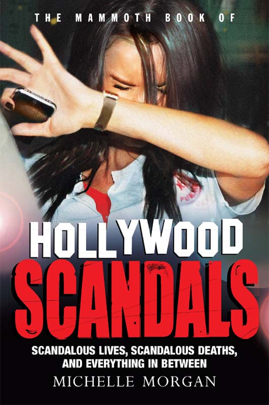 The Mammoth Book of Hollywood Scandals free download