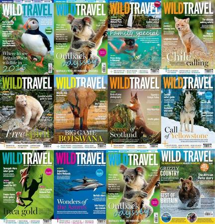 Wild Travel Magazine 2014 Full Collection free download
