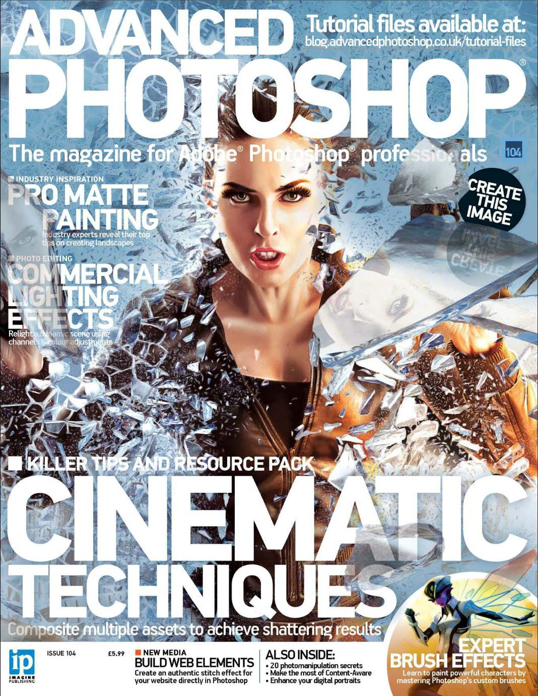 Advanced Photoshop UK - Issue 104, 2013 free download