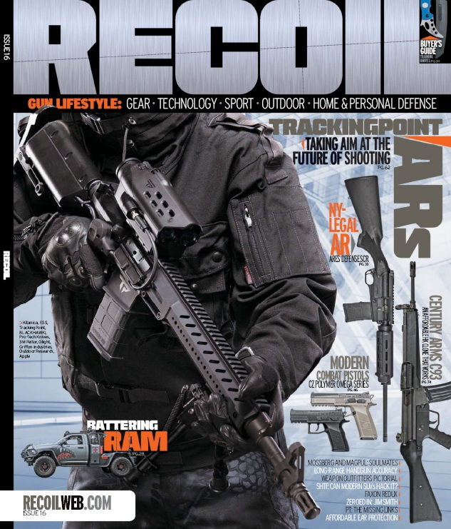 Recoil - January-February 2015 free download