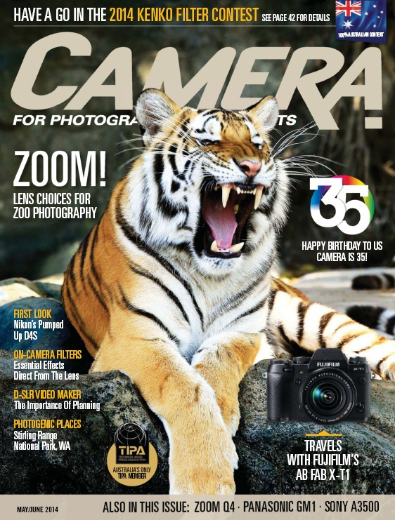 Camera - May-June 2014 free download