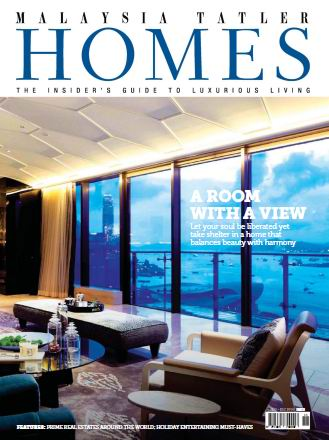 Malaysia Tatler Homes Magazine November/December 2014 free download