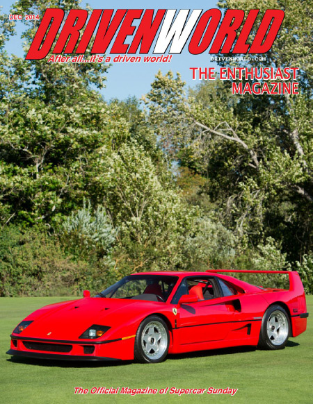 Driven World - December 2014 free download