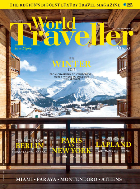 World Traveller - December 2014 free download