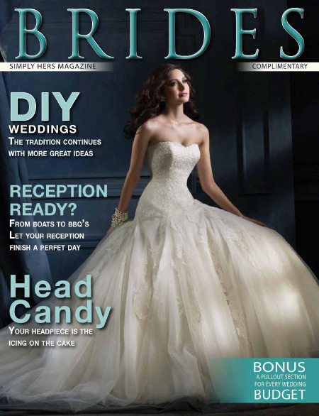 Simply Hers Brides issue #01, 2014 free download