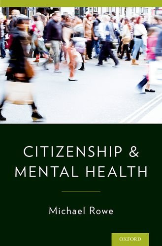 Citizenship and Mental Health free download