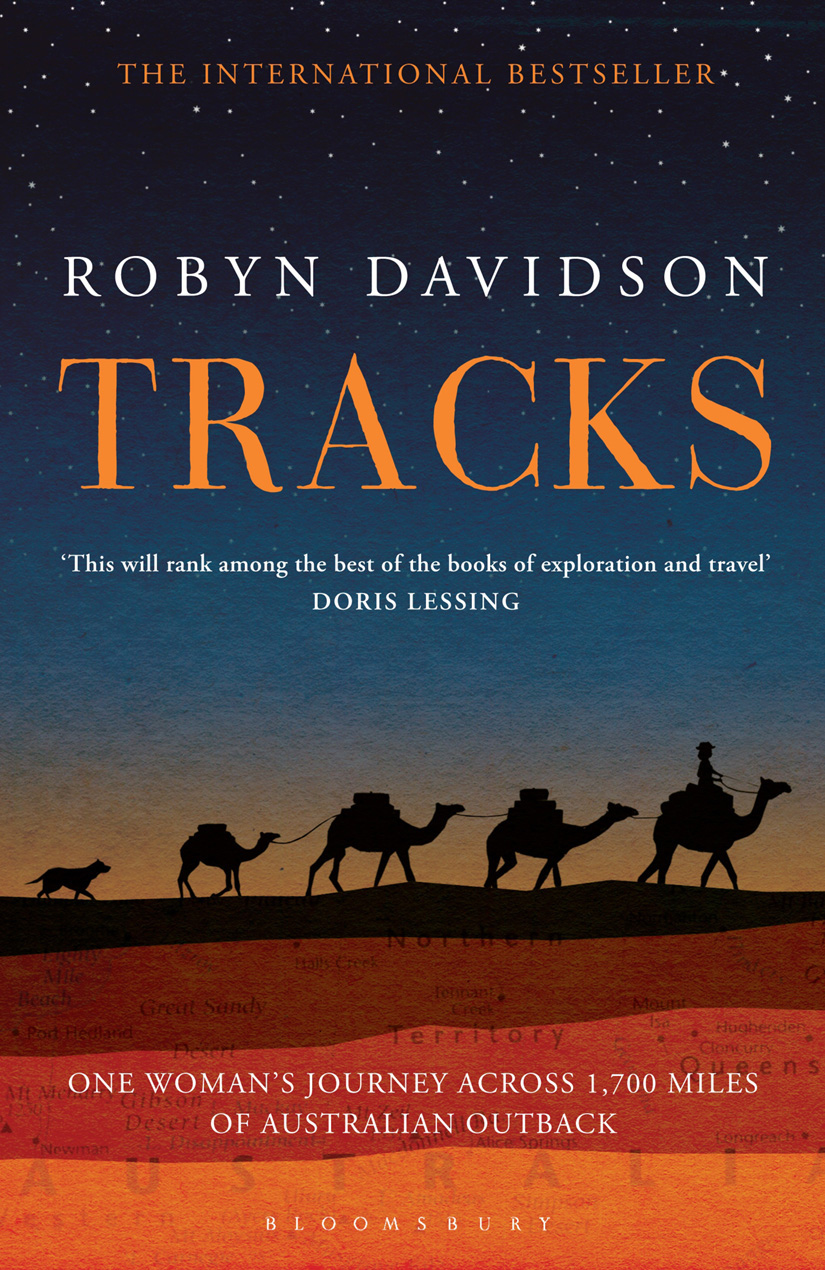 Tracks: A Woman's Solo Trek Across 1700 Miles of Australian Outback free download