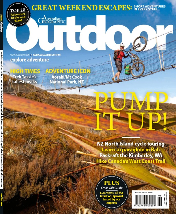 Australian Geographic Outdoor - November-December 2014 download dree
