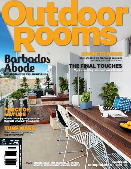 Outdoor Rooms Magazine 25th Edition, 2014 free download