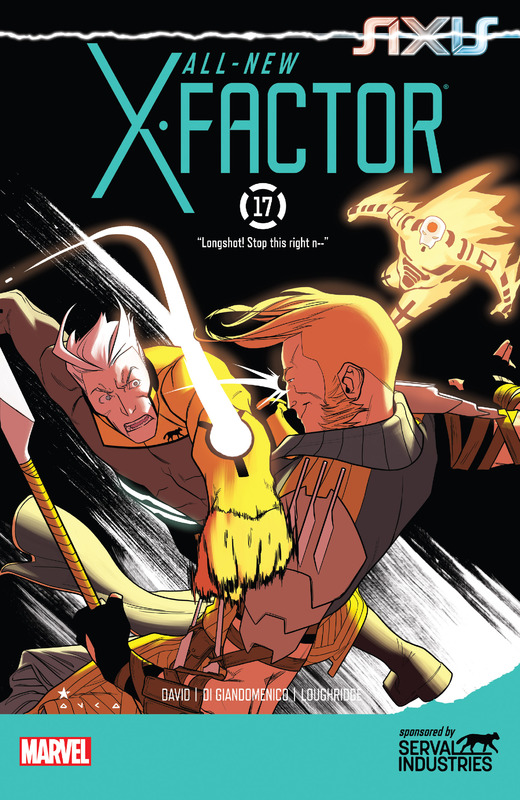 All-New X-Factor 017 (2015) free download