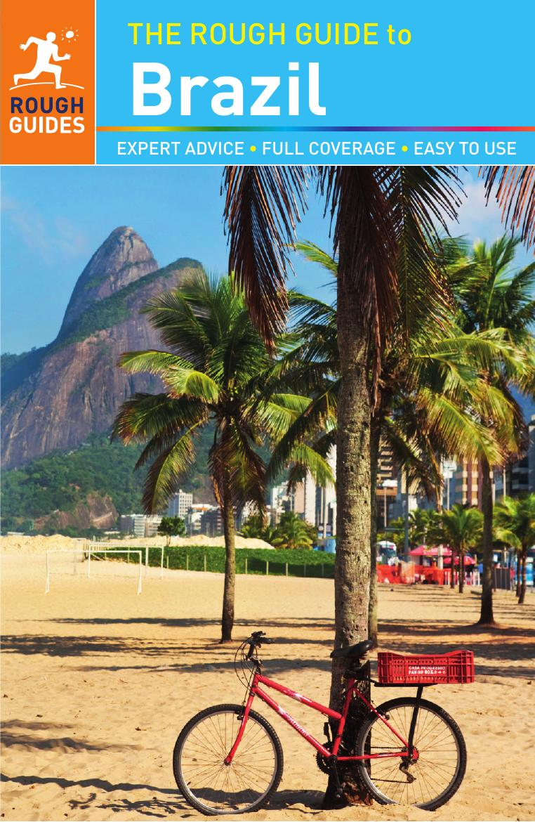 The Rough Guide to Brazil, 8 edition free download