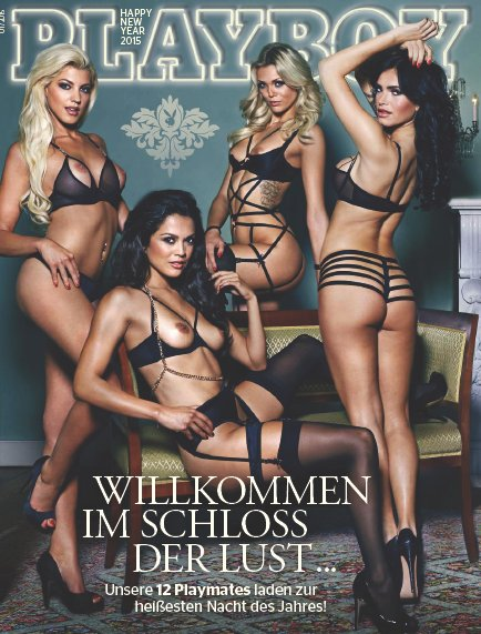 Playboy Magazin Deutschland Magazin Januar No 01 2015 free download