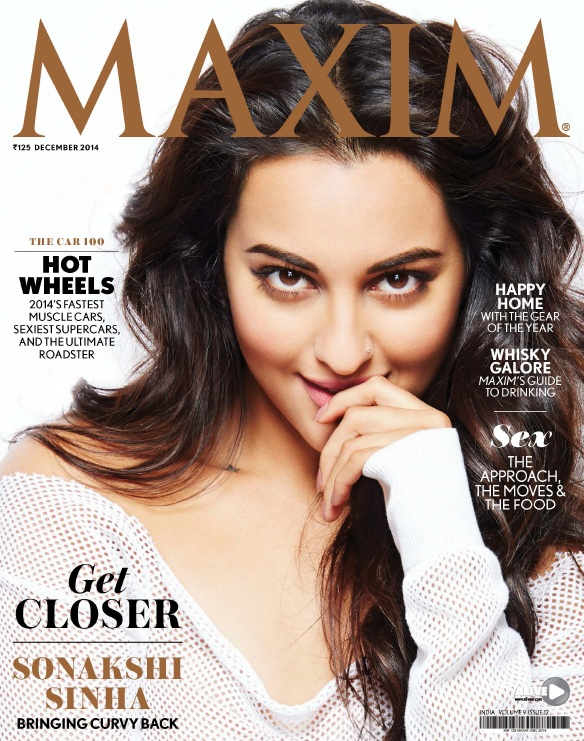 Maxim India - December 2014 free download