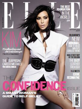 Elle UK - January 2015 free download