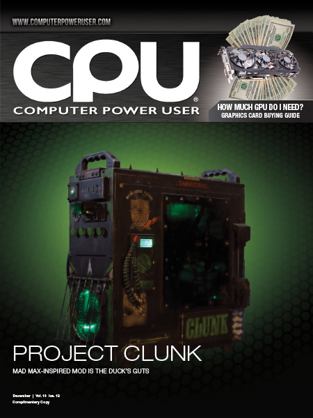 Computer Power User - December 2014 free download