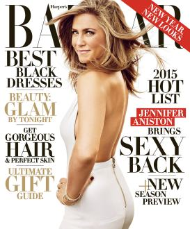 Harper's Bazaar USA - December 2014 - January 2015 free download