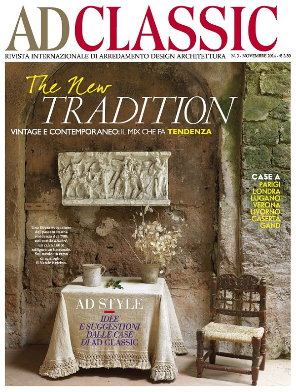 AD Architectural Digest Classic No.3 - Novembre 2014 / Italia free download