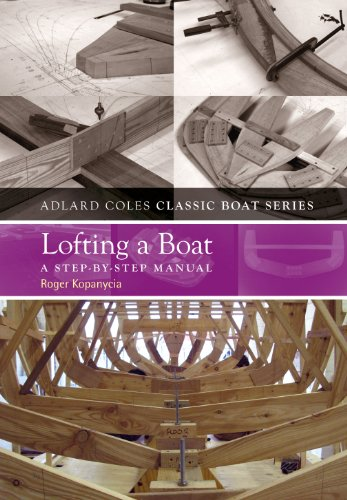 Lofting a Boat: A step-by-step manual free download